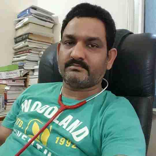 Dr. Champalal Khatri's profile on Curofy