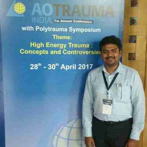 Dr. Anton Job Romesh Prasad's profile on Curofy