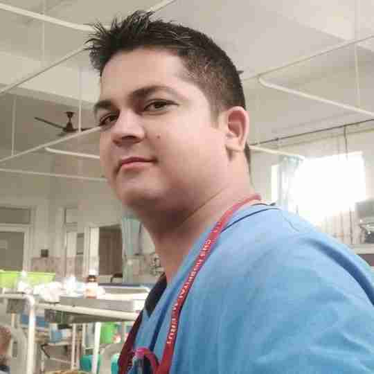 Dr. Furkan Ahemed's profile on Curofy