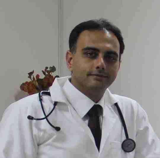 Dr. Mudit Sabharwal's profile on Curofy