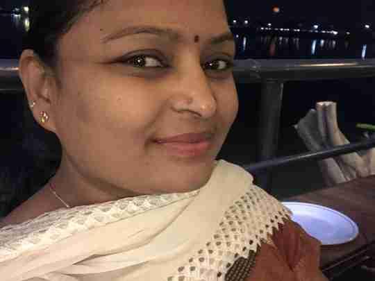 Sarada Priyadarshini's profile on Curofy