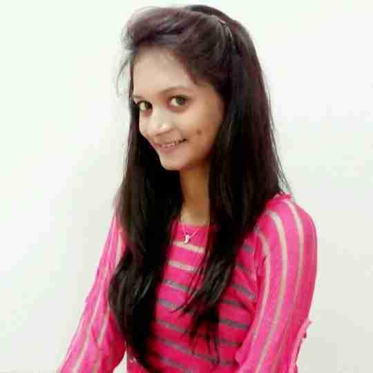 Dharmishtha Maganbhai Padsala's profile on Curofy