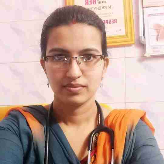Dr. Lakshmi Pai's profile on Curofy