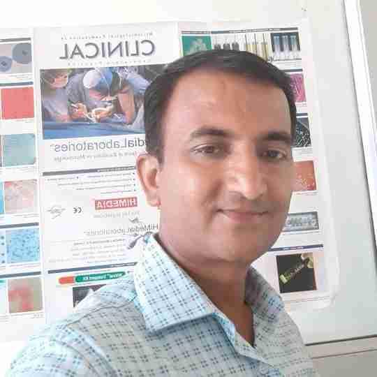 Dr. Santosh P's profile on Curofy