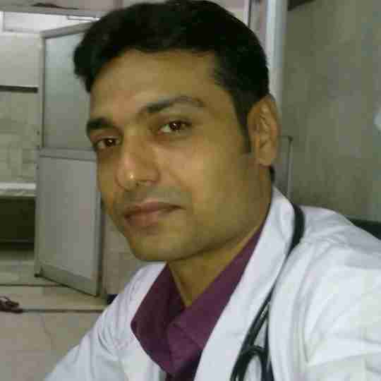 Dr. Abhishek Kumar Singh's profile on Curofy