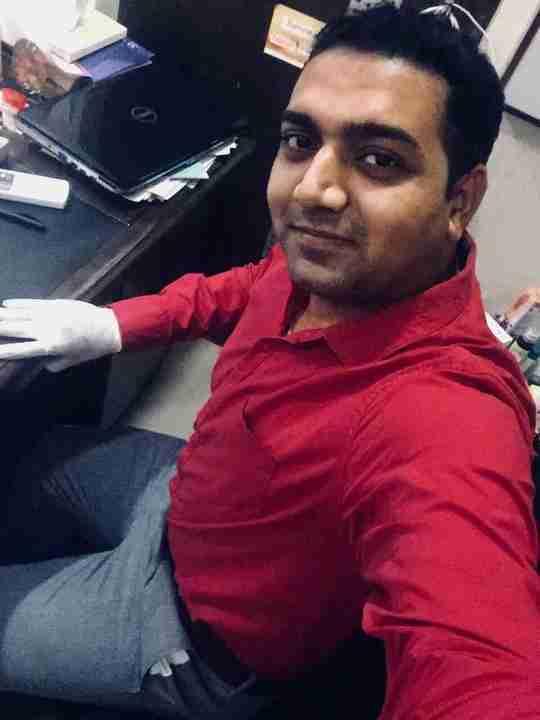 Dr. Bhavesh Bhaliya's profile on Curofy