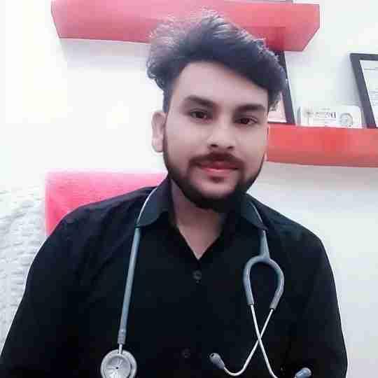 Dr. Draayush Rajpoot's profile on Curofy