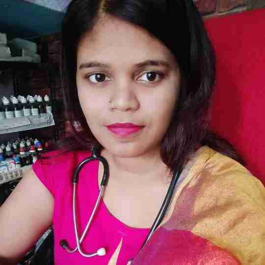 Dr. Pragya Varanasi's profile on Curofy