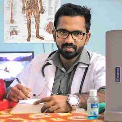 Dr. Juslin Gladsil J V's profile on Curofy