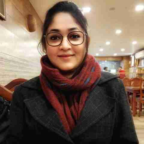 Dr. Reshma Parveen's profile on Curofy