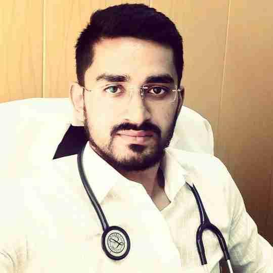 Dr. Kavindra Singh Bhakuni's profile on Curofy