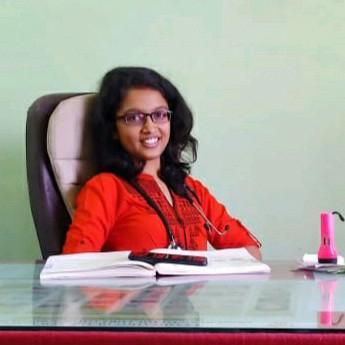 Dr. Rutuja Gajbhar's profile on Curofy
