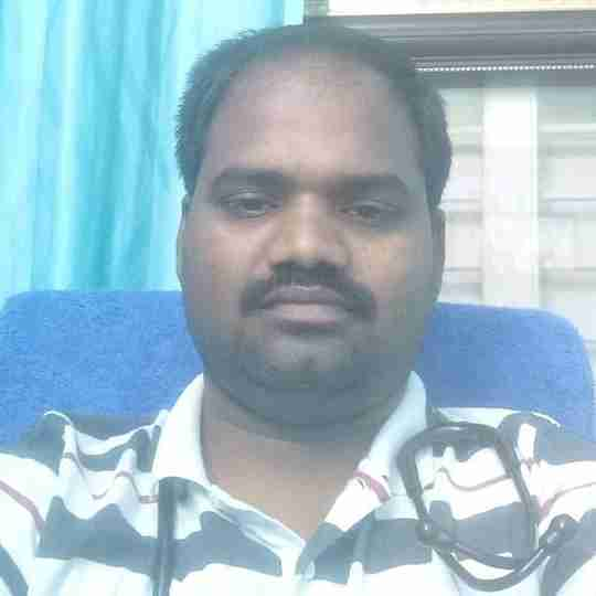 Dr. Suresh Kotte's profile on Curofy