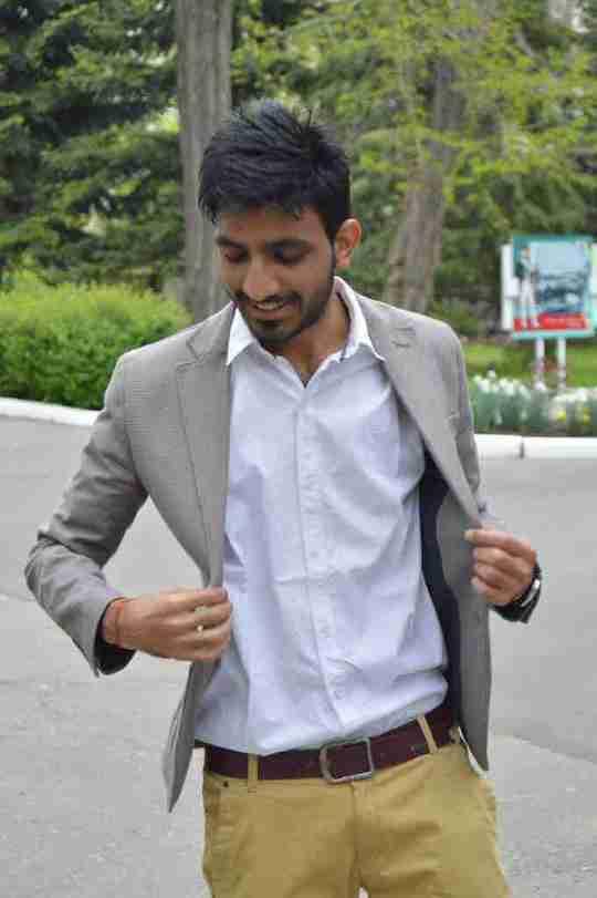 Chetan Patel's profile on Curofy