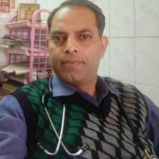 Dr. Sandeep Jain's profile on Curofy