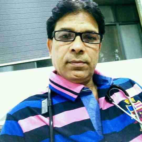Dr. Keshav Sharma's profile on Curofy