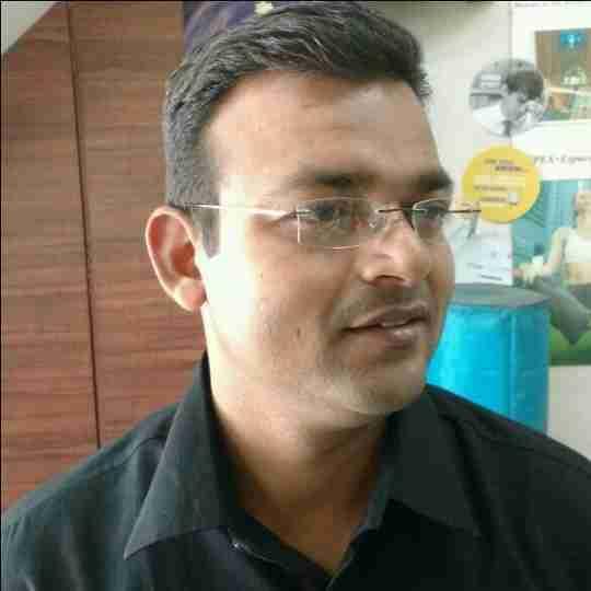Dr. Hardik Gohel's profile on Curofy