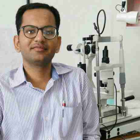 Dr. Dhaval Shah's profile on Curofy