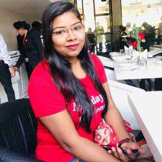 Jyoti Thakur's profile on Curofy