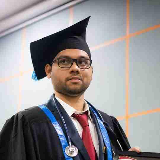 Dr. Mahmudul Haq's profile on Curofy