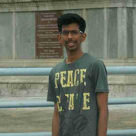 Vimal Prasad's profile on Curofy