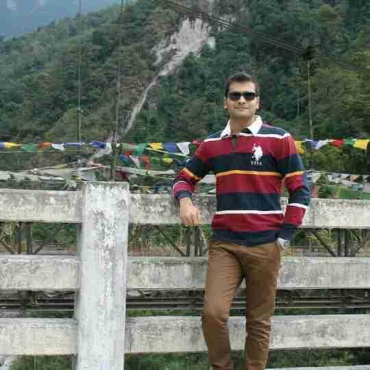 Dr. Nirav Pipaliya's profile on Curofy