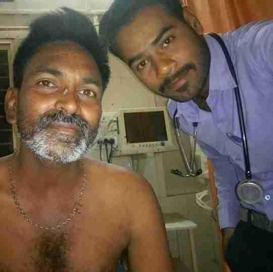 Dr. Deepak Chouhan's profile on Curofy