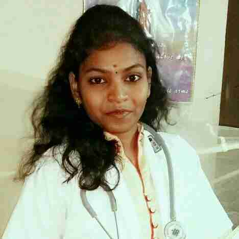 Dr. K Pallavi's profile on Curofy
