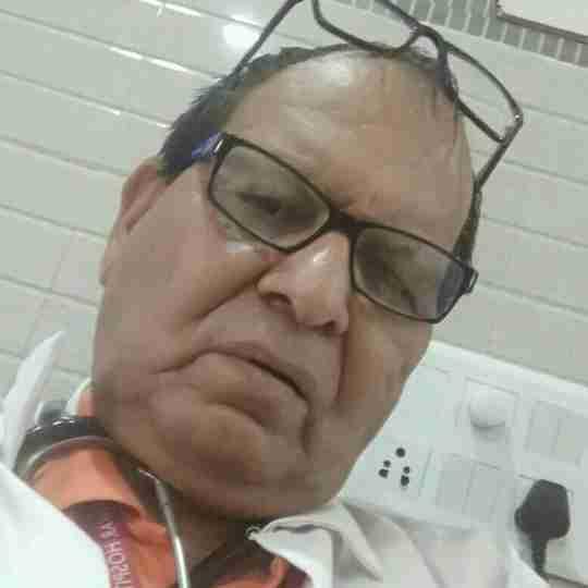 Dr. Kapur Bhimsen's profile on Curofy