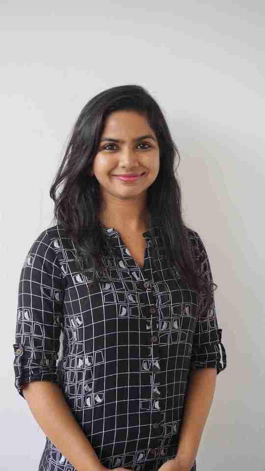 Dr. Alekya S's profile on Curofy