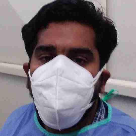Dr. Muhammed Bilal Pk's profile on Curofy