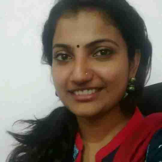 Dr. Namratha Serigar's profile on Curofy