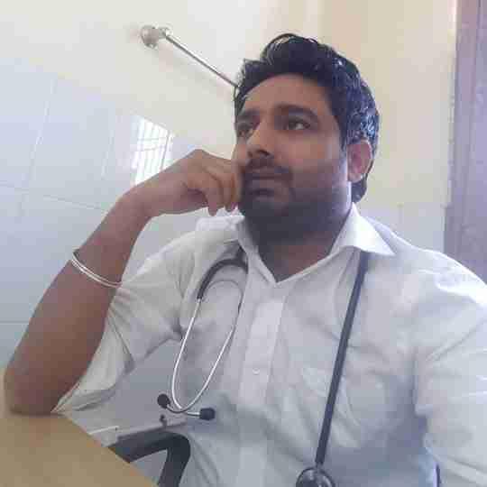 Dr. Sanjay Sarml's profile on Curofy