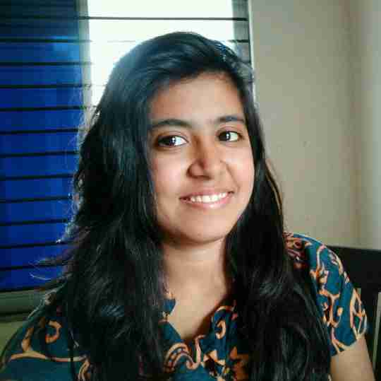 Astha Jani's profile on Curofy