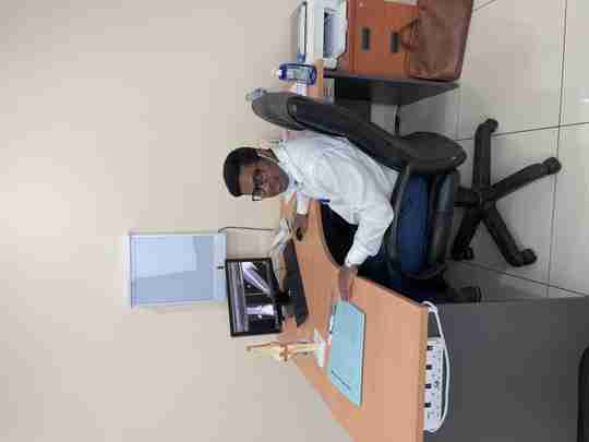 Dr. Sudarsan Swain's profile on Curofy