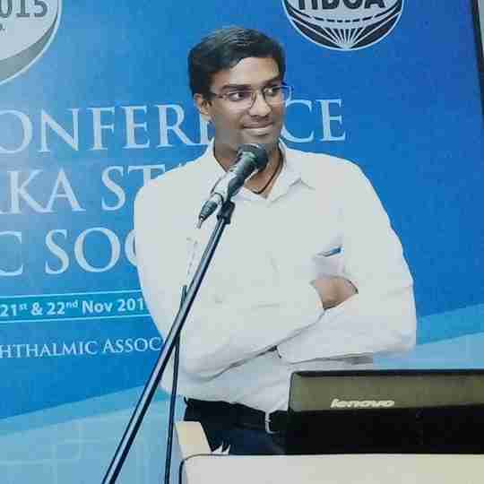 Dr. Manjunath Natarajan's profile on Curofy