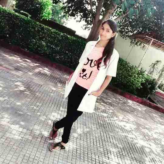 Monika Choudhary's profile on Curofy