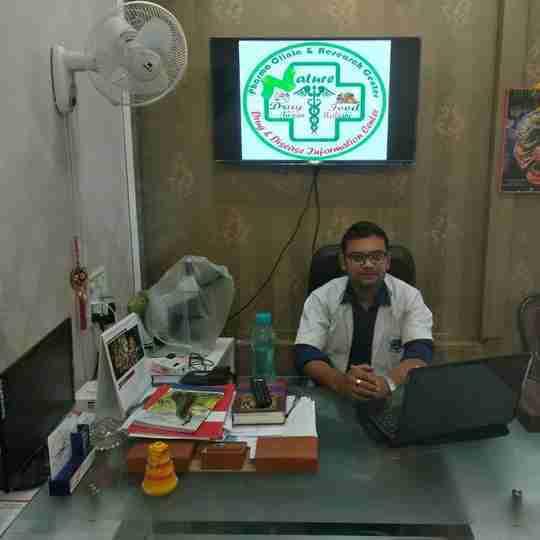 Dr. Anurag Sahu's profile on Curofy