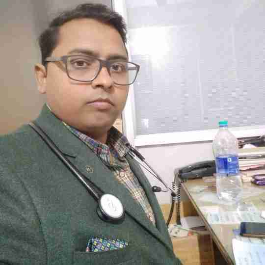 Dr. Mohd Javed Khan's profile on Curofy