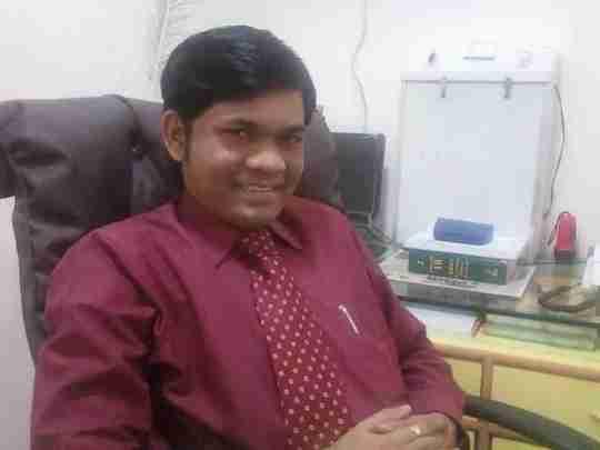 Dr. Kiran Kathe's profile on Curofy