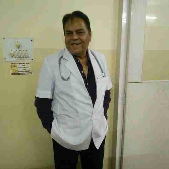 Dr. Anil Mahendru's profile on Curofy