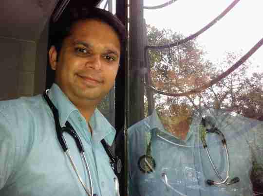 Dr. Shashank Joshi's profile on Curofy