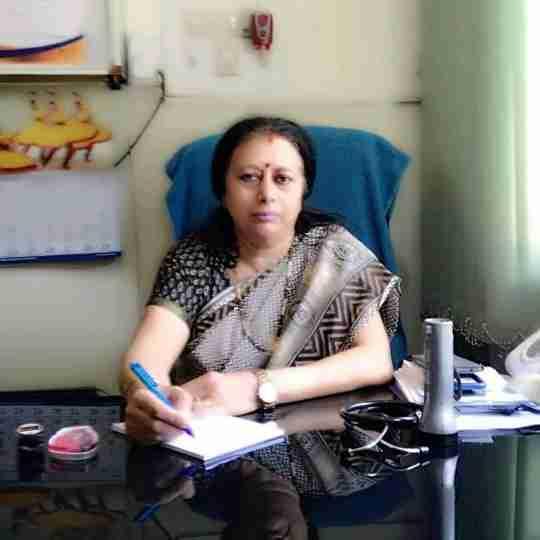 Dr. Vasanthi Mohandas's profile on Curofy