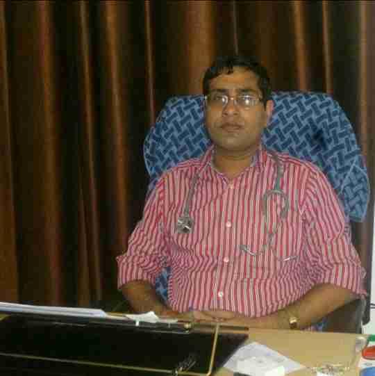 Dr. Rana Yadav's profile on Curofy