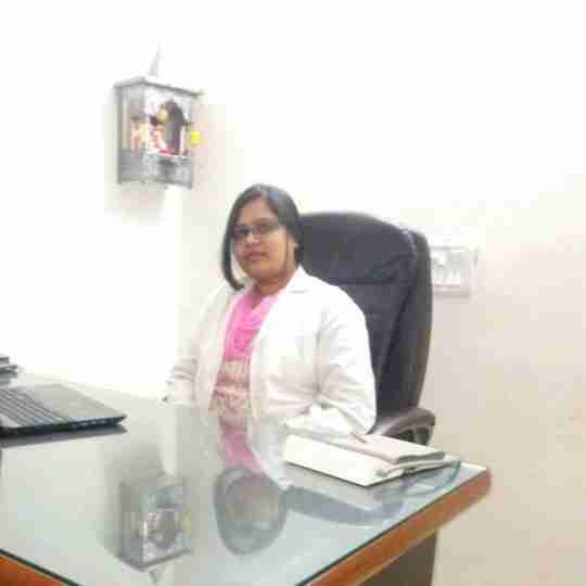 Dr. Shubhangi Agrawal (Pt)'s profile on Curofy