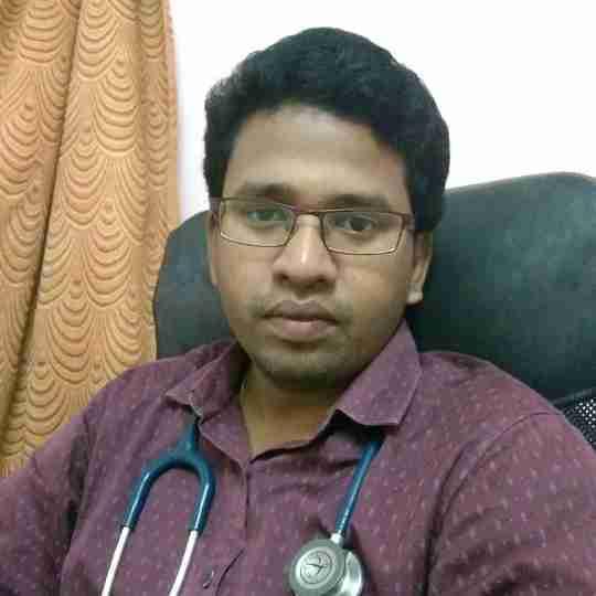 Dr. Arun Kumar Pakala's profile on Curofy