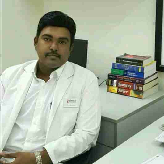 Dr. Sridev M B's profile on Curofy