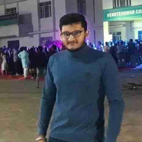 Vishal Limbuwala's profile on Curofy