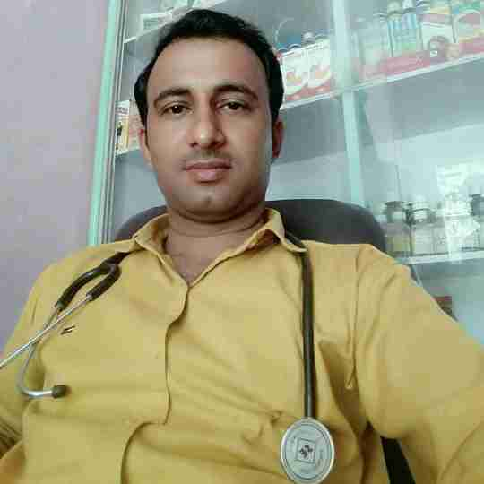 Dr. Niraj Upadhyay's profile on Curofy