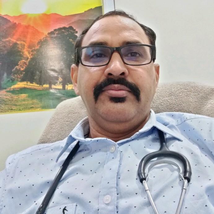Dr. Mahesh Sohu